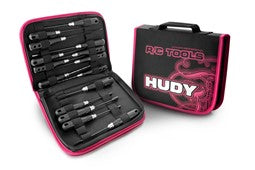 PT SET OF TOOLS + CARRYING BAG - FOR ALL CARS HUDY