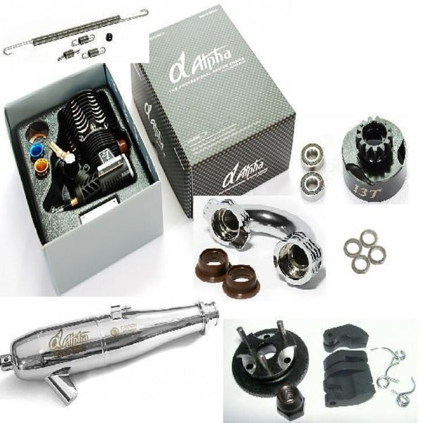 KIT COMPLETO CLUB RACER 2107