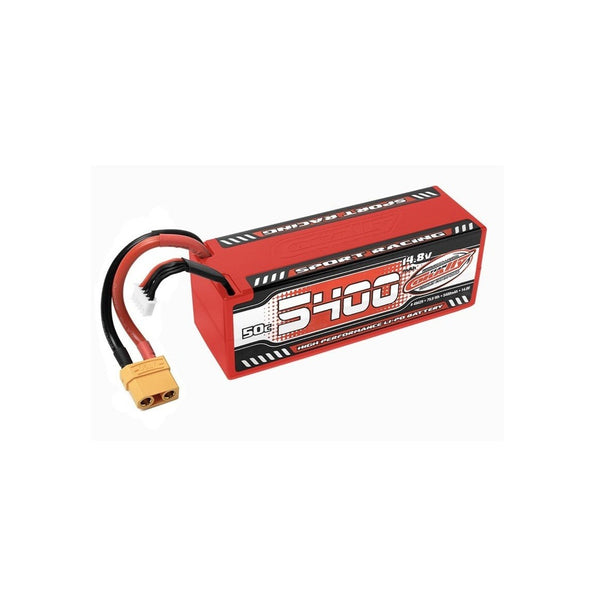 Team Corally 50C 5400mAh - 14.8V
