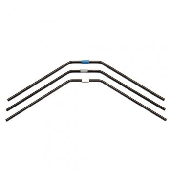 AS81140 - RC8B3/RC8B3.1/RC8B3.2 FT REAR ANTI-ROLL BAR 2.5-2.7MM