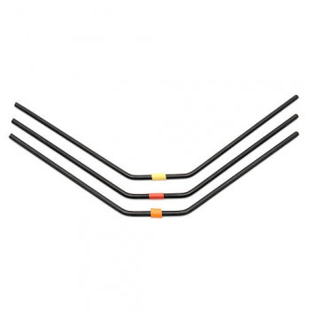 AS81141 - RC8B3/RC8B3.1/RC8B3.2 FT REAR ANTI-ROLL BAR 2.8-3.0MM