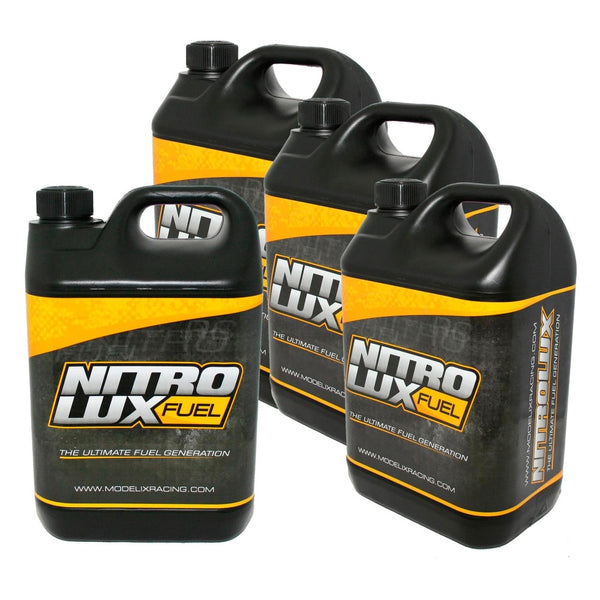 PACK COMBUSTIBLE NITROLUX OFF ROAD 25% 4x5L