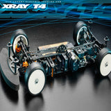 XRAY T4 - 2021 SPECS - 1/10 LUXURY ELECTRIC TC