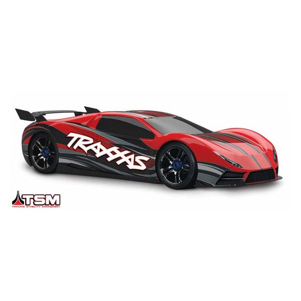 TRAXXAS 1/7 4WD BRUSHLESS SUPER CAR