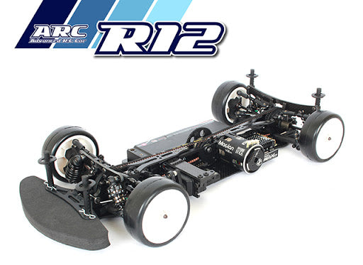 1/10 R12 Car Kit (Aluminum Chassis)