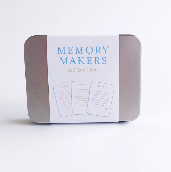 Memory Makers - Self-Care Edition