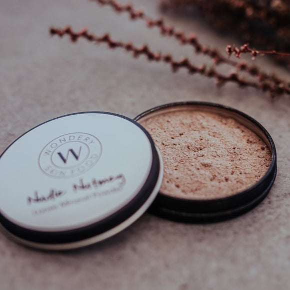 Nudie Nutmeg - All Natural Loose Mineral Powder 20g