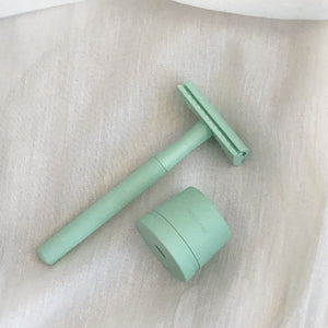 Green Safety Razor Stand *Stand Only*
