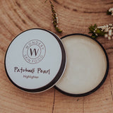 Patchouli Pearl Highlighter - Natural Highlighter 20g