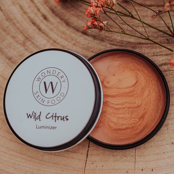 Wild Citrus Luminizer - Natural Luminizer 20g