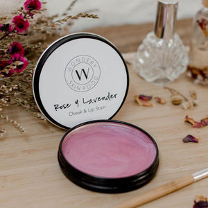 Rose & Lavender Cheek & Lip Stain 20g