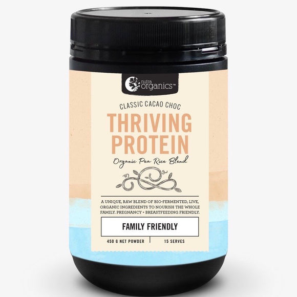 Thriving Protein - Classic Cacao Choc 450g