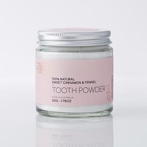 Sweet Cinnamon & Fennel Natural Toothpowder