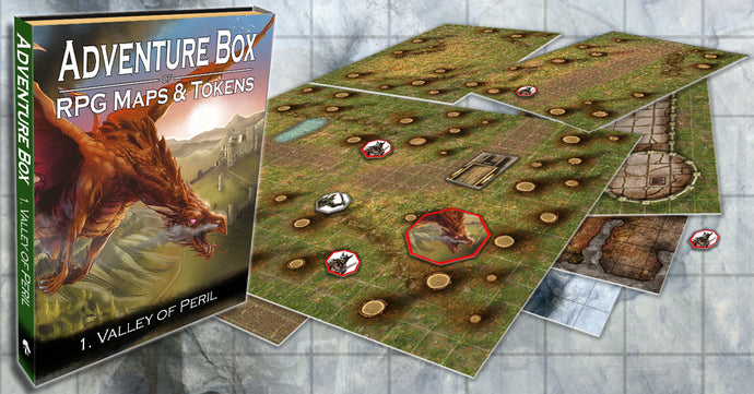 Announcing our Box of Adventure!