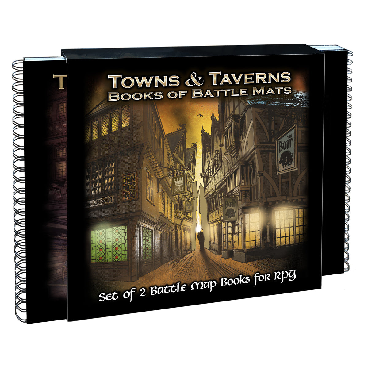 Towns and Taverns