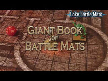 "Load and play video in Gallery viewer, The Giant Book of Battle Mats (A3 12x16"")"