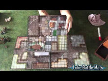 Load and play video in Gallery viewer, Towns & Taverns Books of Battle Mats