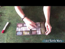 "Load and play video in Gallery viewer, Little Book of Battle Mats - Towns & Taverns Edition (6x6"")"
