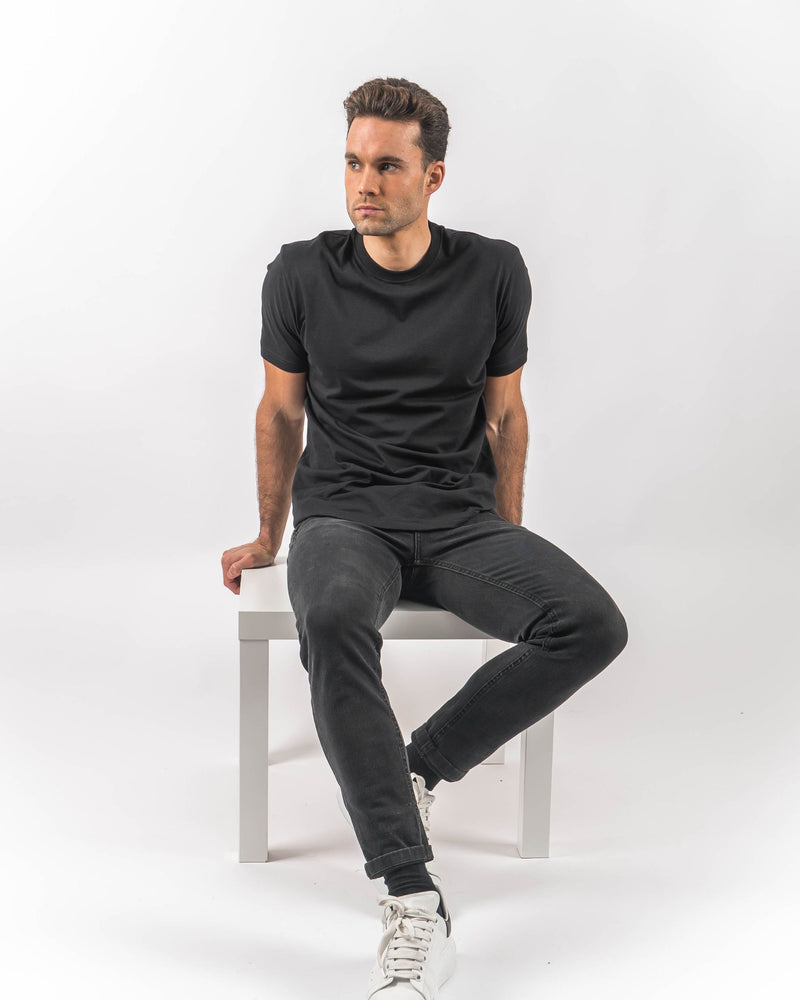 Basic Black T-shirt