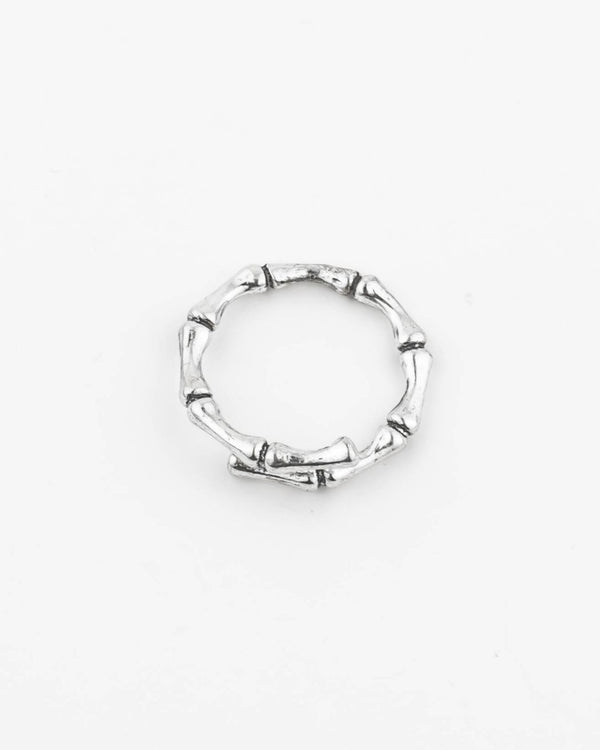 Trunk - 925 Silver Plated Ring