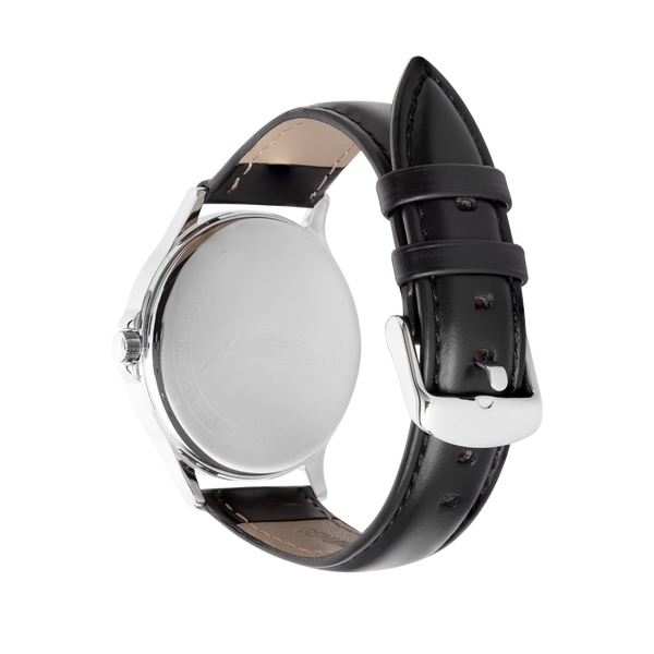 Black Leather Strap for Men