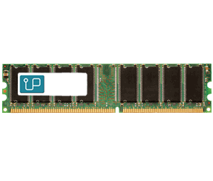 1GB DDR 400 MHz UDIMM HP compatible