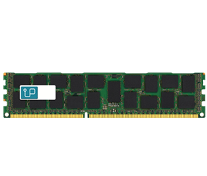 4GB DDR3L 1600 MHz ECC Registered UDIMM