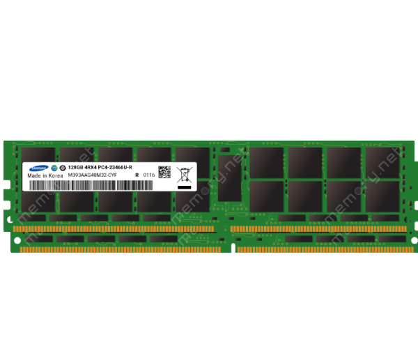 128GB DDR4 2933 MHz RDIMM Acer Compatible