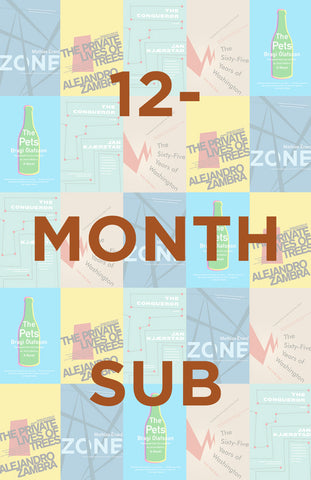12-Month Subscription - Special Offer!