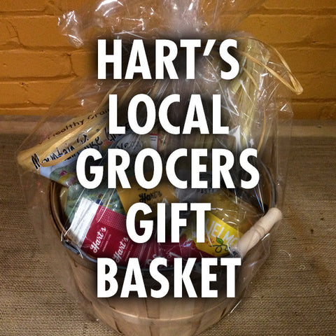 Gift Basket from Hart's Local Grocers
