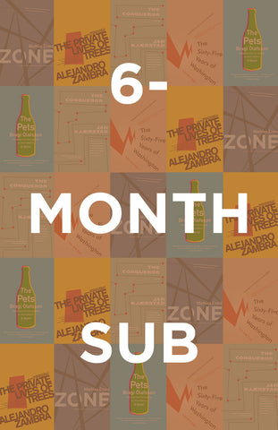 6-Month Subscription