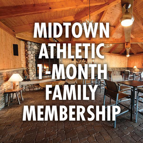 Midtown Athletic 1-Month Family Membership