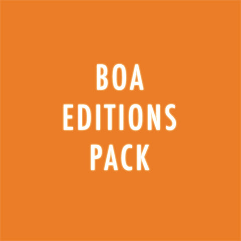 BOA Editions Pack