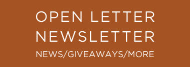 Open Letter Newsletter