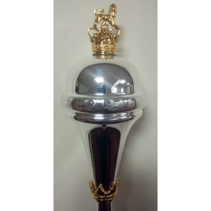 Regimental Mace (Price on application)