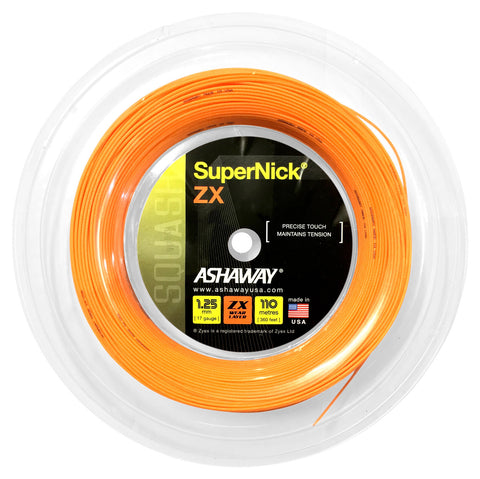 SuperNick ZX // 110m Rolle