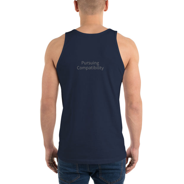 Classic tank top (unisex) - Pursuing Compatibility