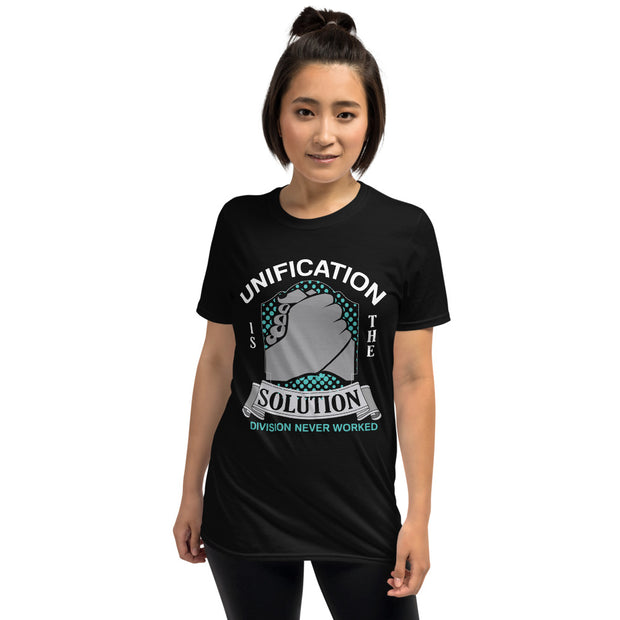 Short-Sleeve Unisex T-Shirt - Pursuing Compatibility