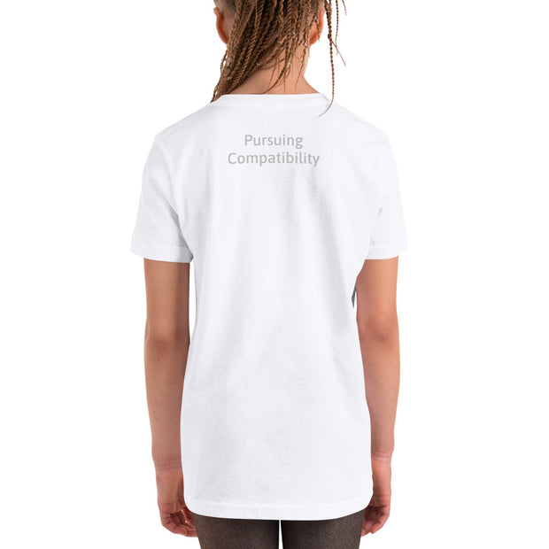 Youth Short Sleeve T-Shirt - Pursuing Compatibility