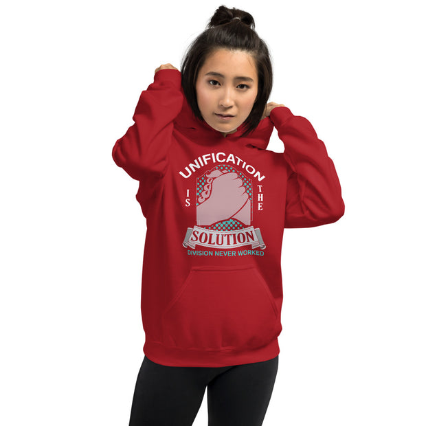 Buy online High Quality Unisex Hoodie - Pursuing Compatibility