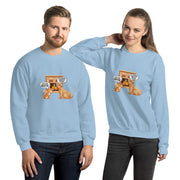 Snuggle by the Fire Unisex Sweatshirt - Pursuing Compatibility