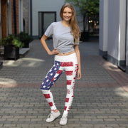 Olympian Inspired Leggings - Pursuing Compatibility