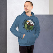 Harmony Unisex Hoodie - Pursuing Compatibility