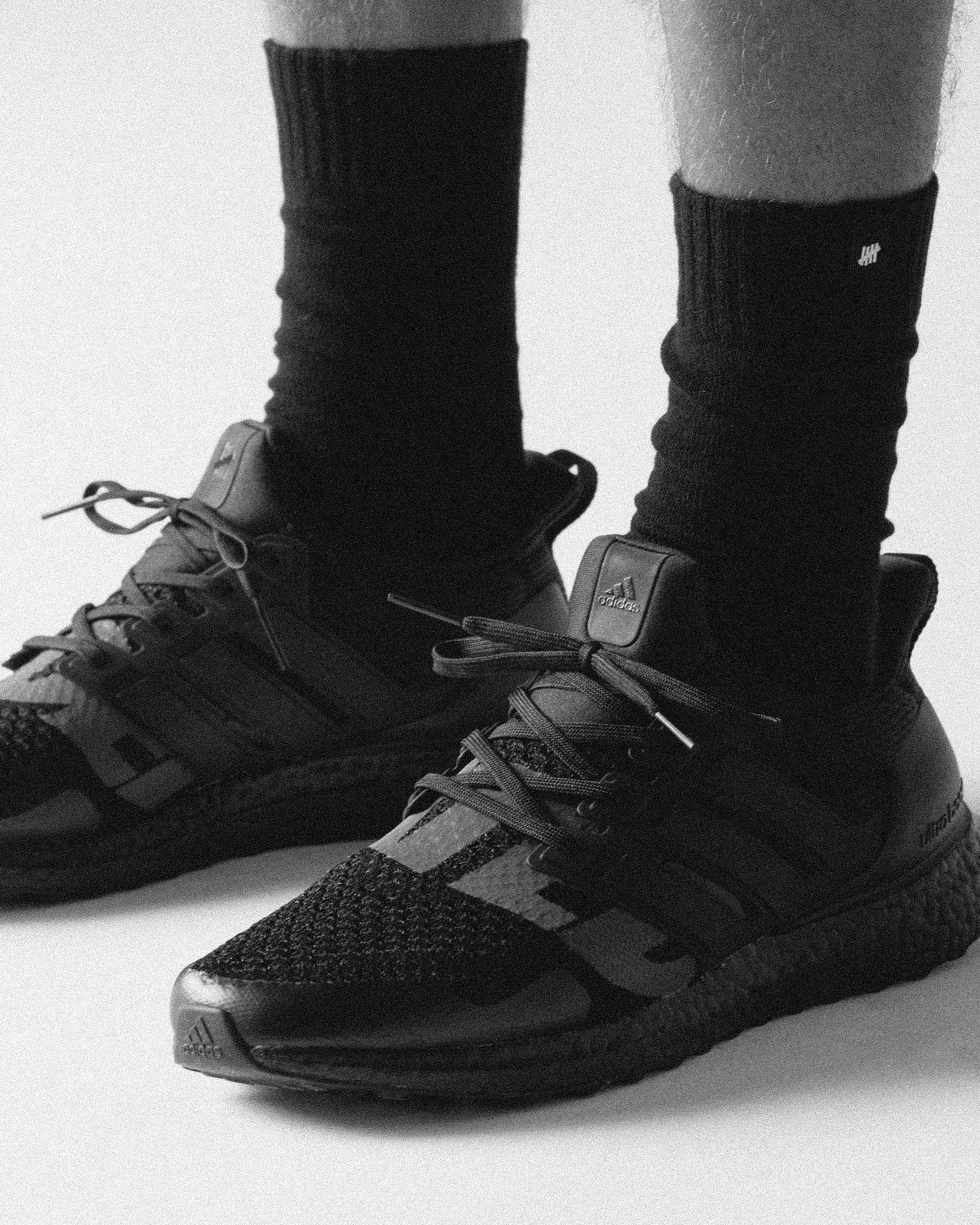 "online retailer abe48 b834c ADIDAS ULTRABOOST 1.0 UNDEFEATED ""BLACKOUT"" 