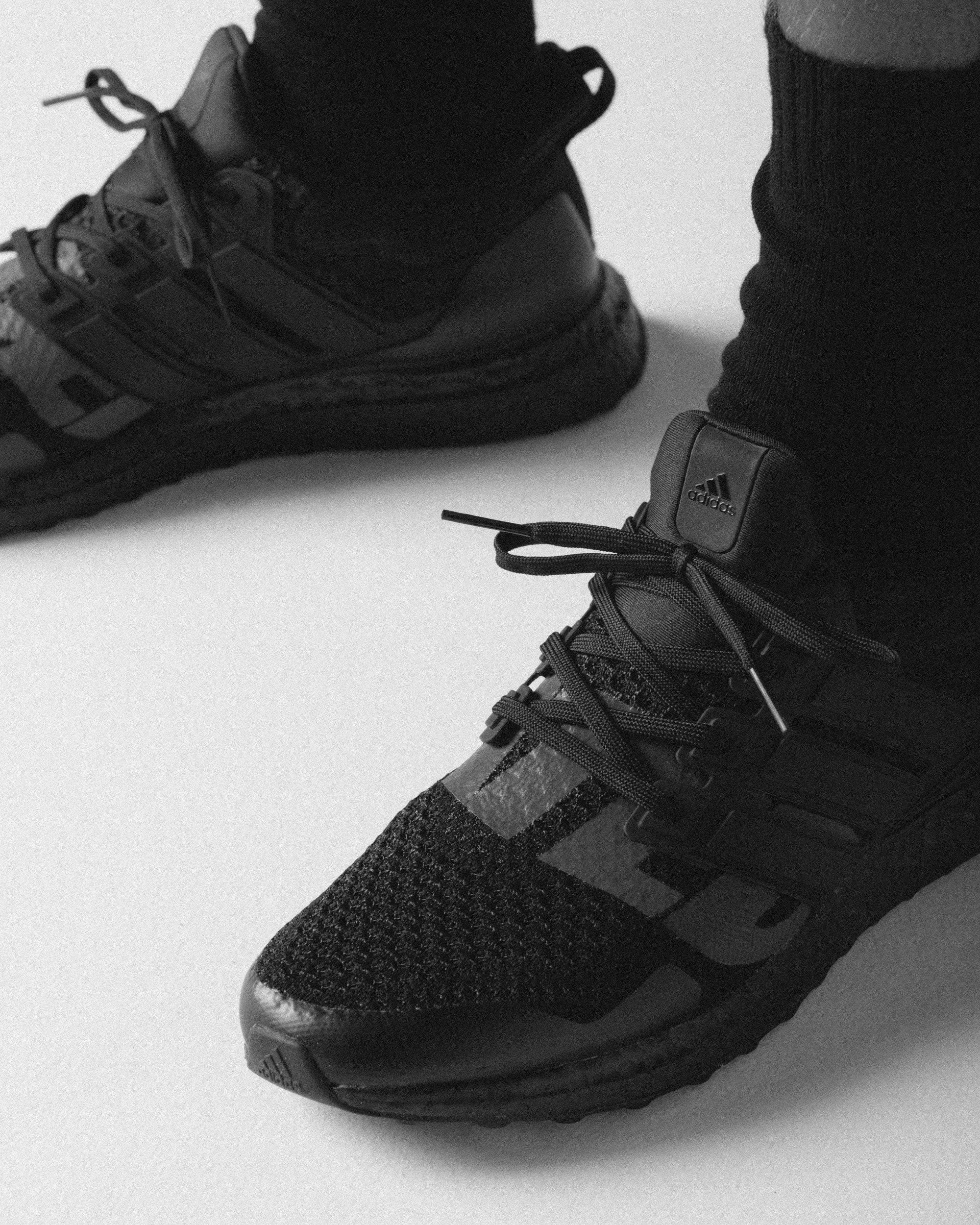 """online retailer 52091 54eb0 ADIDAS ULTRABOOST 1.0 UNDEFEATED """"BLACKOUT"""" 