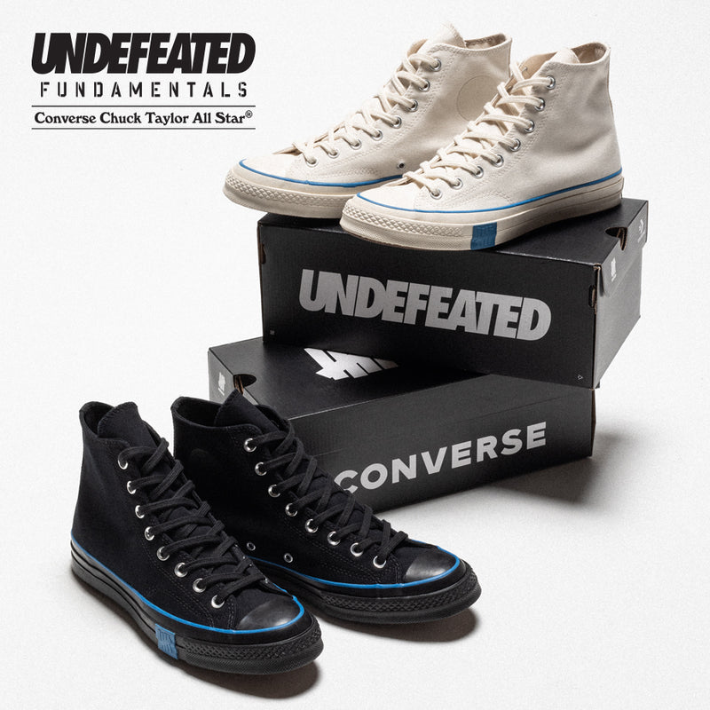 UNDEFEATED FUNDAMENTALS CHUCK 70 HI  SHOP NOW - Image