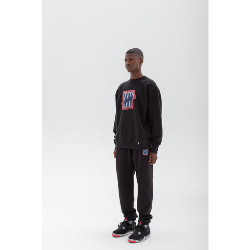 UNDEFEATED STITCH PRINT CREWNECK Image 6