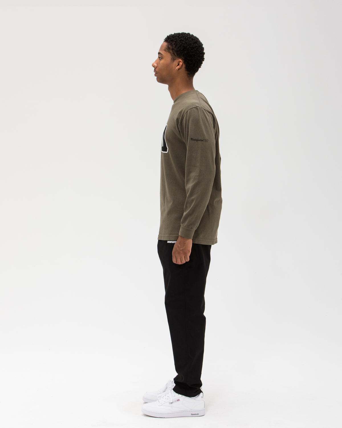 UNDEFEATED FRATERNITY L/S TEE