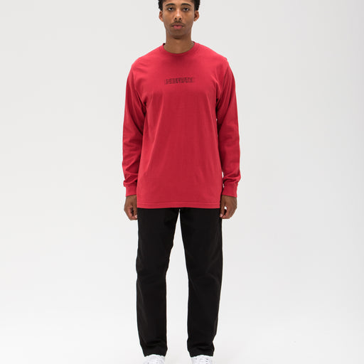 UNDEFEATED FADEOUT L/S TEE Image 17