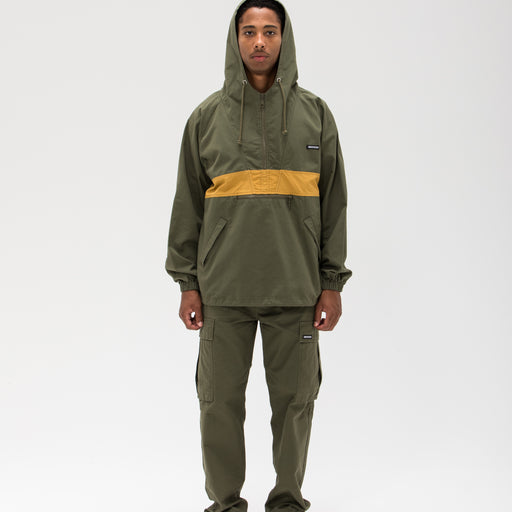 UNDEFEATED PANELED ANORAK Image 19
